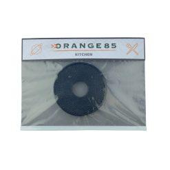 Orange85 Gietijzeren Onderzetter Japans Rond 5