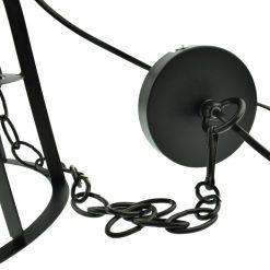 Orange85 Hanglamp Industrieel Metaaldraad 4_ detail