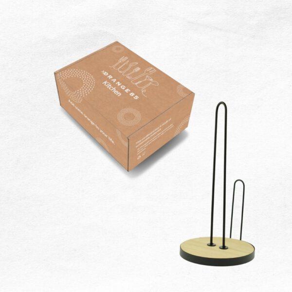 Orange85 Keukenrolhouder Metaal Staand 4_verpakking