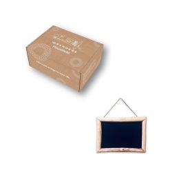 Orange85 Krijtbord met Teakhout Rand Liggend 5_verpakking