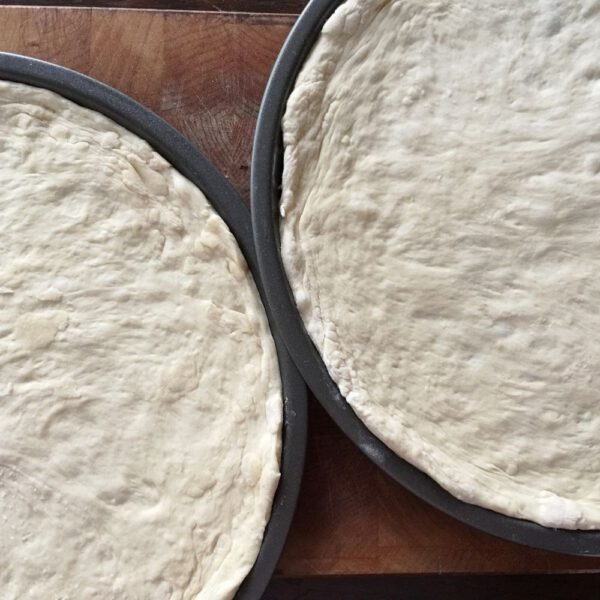 Orange85 Pizzapan voor BBQ Metaal 33cm Zwart 4_Sfeer