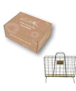 Orange85 Tijdschriftenhouder Metaal Raster 6_verpakking