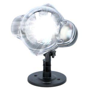 Grundig LED Projector Lamp Sneeuwvlokken_voor
