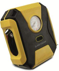 Dunlop Luchtcompressor 12V_zij