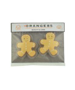 Orange85 Handwarmers Herbruikbaar Gingerbread Vorm 2 stuks 3_verpakking