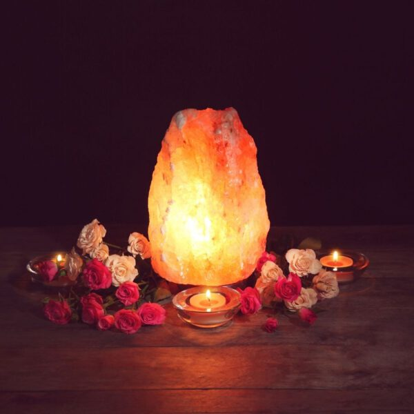 Lifetime Zoutlamp Himalaya LED Verlichting 2_sfeer