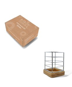 Bestekhouder vierkant RVS verpakking