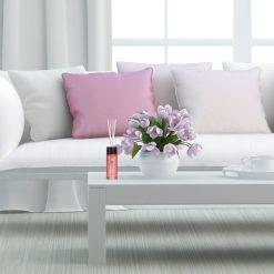 Orange85 Geurstokjes White Rose & Lily 200 ml Roze 2_sfeer