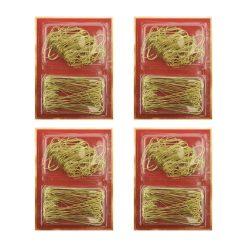 Orange85 Kerstbalhaakjes 6cm en 3cm 4x 1_voor