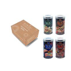 Kruidenmix 4 smaken verpakking