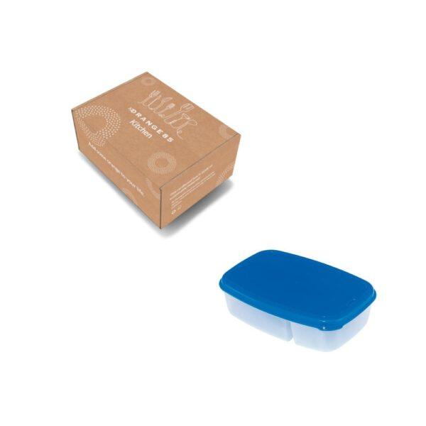 Orange85 Lunchbox Blauw met Bestek 2 Delen 4_verpakking