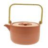 Orange85 Theepot Terracotta Kleur 80cl 1_voor