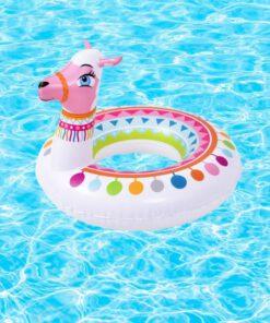 sfeerbeeld Zwemband Alpaca klein
