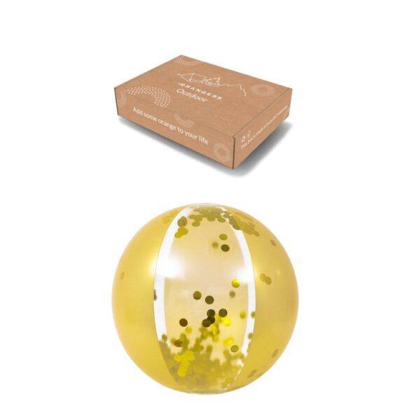 verpakking Gouden Strandbal