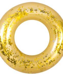 Gouden zwemband vooraanzicht