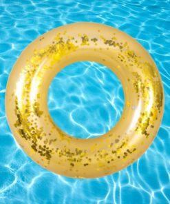 sfeerbeeld Gouden zwemband