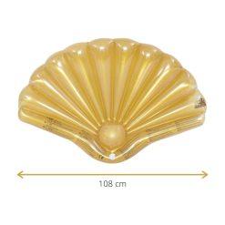 schelpvormige zwemband maatindicatie