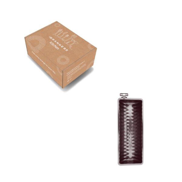 Orange85 Metalen bakvorm langwerpig 5_verpakking