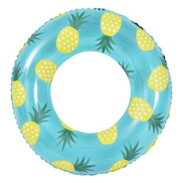 vooraanzicht Ananas opblaasband