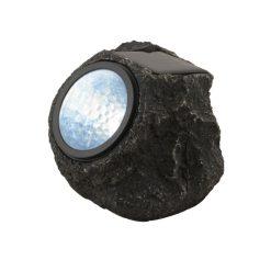 solar lamp steenvorm vooraanzicht
