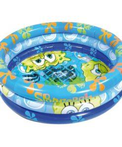 zwembad spongebob vooraanzicht