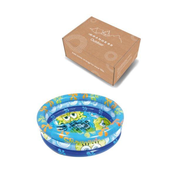 Verpakking zwembad spongebob