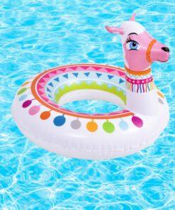 sfeerbeeld Zwemband Alpaca