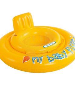 Vooraanzicht zwemband float