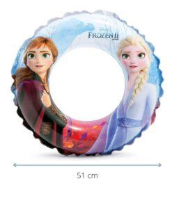 Afmetingen zwemband frozen