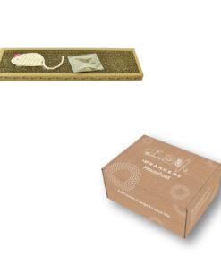 Kartonnen krabmat doos