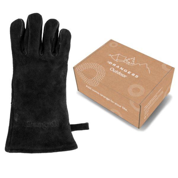 Verpakking Barbecue handschoen