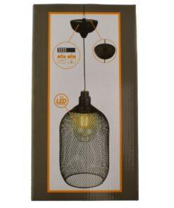 detail Hanglamp solar