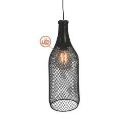 Orange85 Hanglamp Solar Metaal Buiten Zwart 2_detail