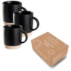 Verpakking Koffiekopjes steen