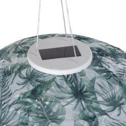 detail lampion solar LED