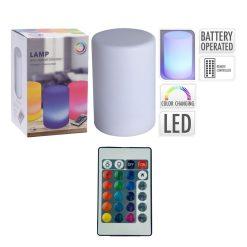 inhoud Ledlamp afstandsbediening