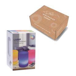 verpakking Ledlamp afstandsbediening