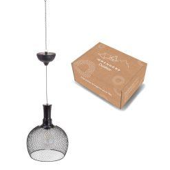 verpakking Ronde solar hanglamp buiten