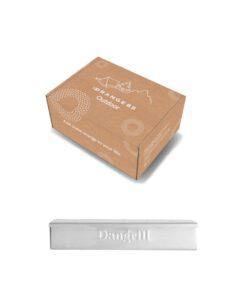 verpakking smoker rookbox