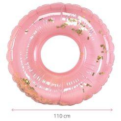 Afmetingen zwemband roze