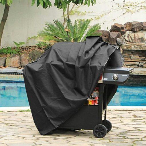 Barbecue hoes 125x62cm sfeerbeeld