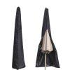 parasol afdekhoes vooraanzicht