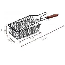 Afmetingen grillrooster barbecue