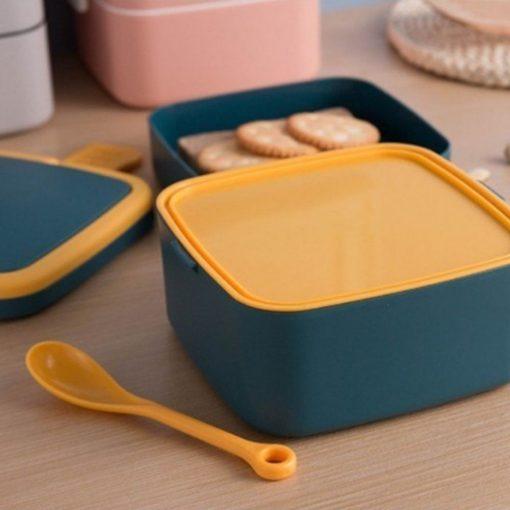 sfeerbeeld Lunchbox 2 laags