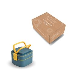 verpakking Lunchbox 2 laags
