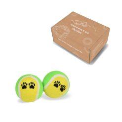 Tennisballen voor hond verpakking