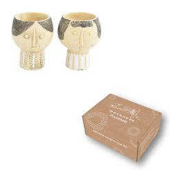 vaas design in verpakking