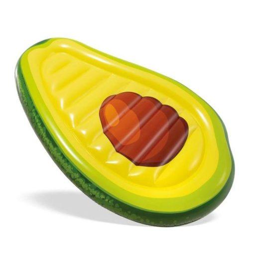 Luchtbed Avocado vooraanzicht