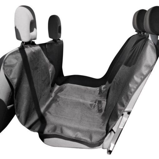 Autostoel beschermhoes vooraanzicht