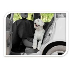 Autostoel beschermhoes sfeerbeeld